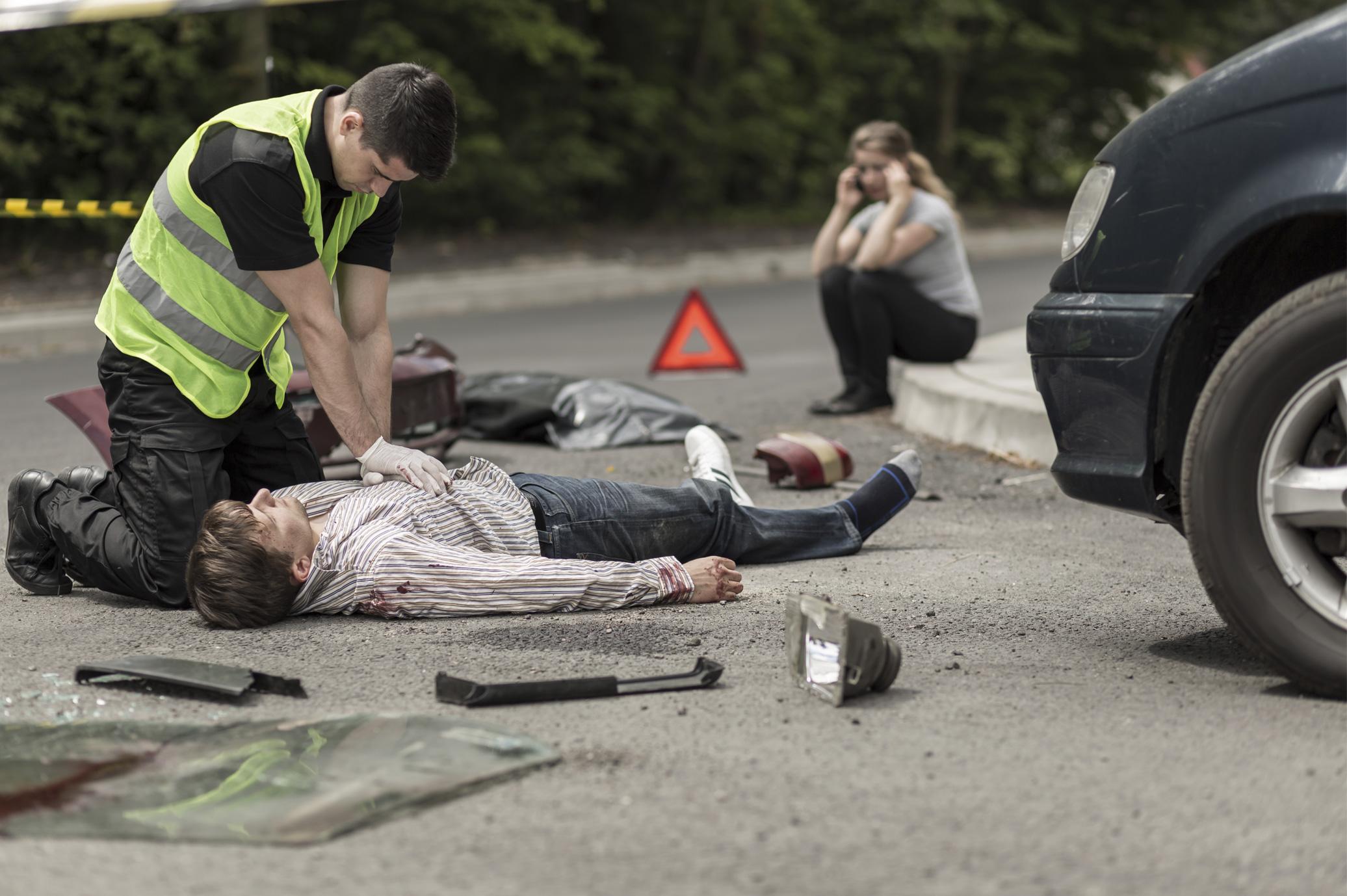 Resultado de imagem para sinalização em casos de acidentes de transito